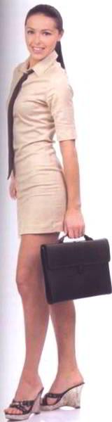 Как выбрать деловой костюм для женщин фото