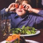 Ребенок не ест мяса