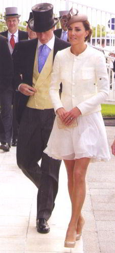 Принц Уильям с супругой Кэтрин