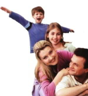 демократическая семья