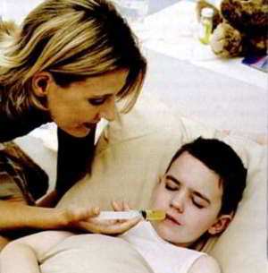 Если ребенок болен астмой