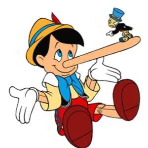 Психологические типы лжецов