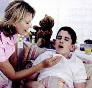 Обострение астмы у детей