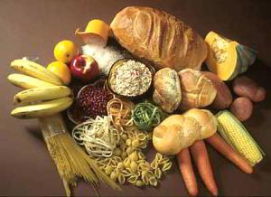 Диета для любителей блюд, содержащих углеводы