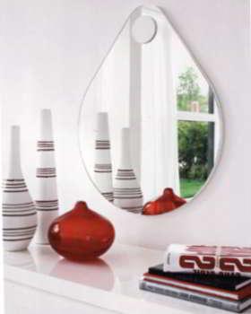Зеркало и стиль интерьера