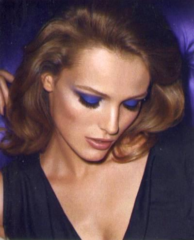 Новогодний макияж от «Yves Saint Laurent»
