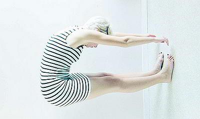 Как облегчить боли в спине