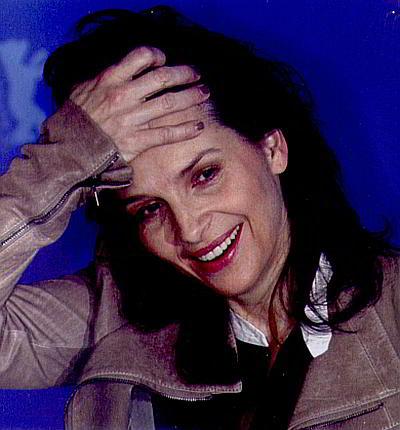 Жюльет Бинош снискала себе репутацию непростой актрисы, даже дерзкой