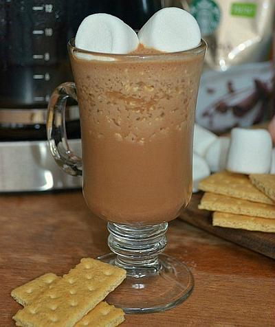Какао - мороженое