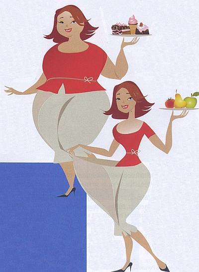 Крупные женщины