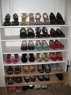 Здоровый дом начинается с... ящика для обуви