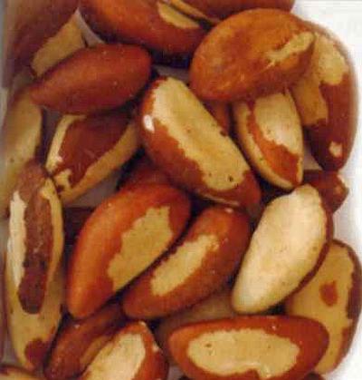 Орехи для щитовидной железы
